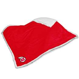 University of Utah Utes Sherpa Throw 24 - Sherpa Throw