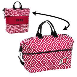 University of Utah Utes Expandable Tote Bag