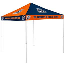 UTEP Miners  9 ft X 9 ft Tailgate Canopy Shelter Tent