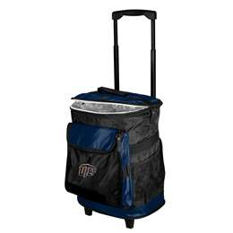 UTEP University of Texas El Paso 48 Can Rolling Cooler