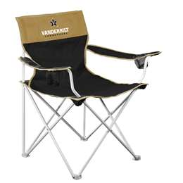 Vanderbilt Commodores Big Boy Folding Chair with Carry Bag