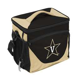 Vanderbilt University Comodores 24 Can Cooler