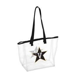 Vanderbilt University Comodores Clear Stadium Bag