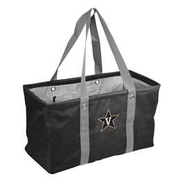Vanderbilt University CommodoresCrosshatch Picnic Tailgate Caddy Tote Bag