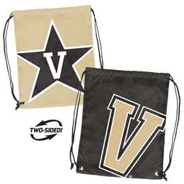 Vanderbilt University Commodores Doubleheader Backsack 87D - Dbl Head Strin