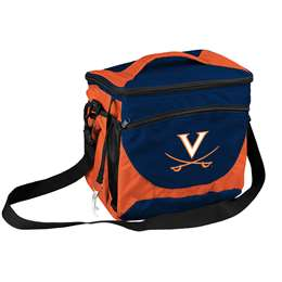 University of Virginia Cavaliers 24 Can Cooler