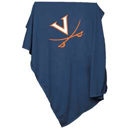 University of Virginia Cavaliers Sweatshirt Blanket