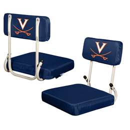 University of Virginia Cavaliers Hard Back SS 94 - Hardback Seat