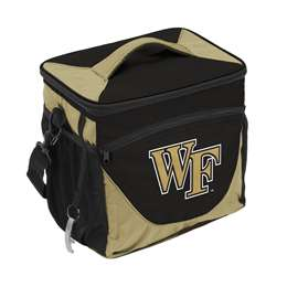 Wake Forest University Deamon Decons 24 Can Cooler