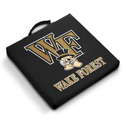 Wake Forest University Deamon Decons  Stadium Cushion