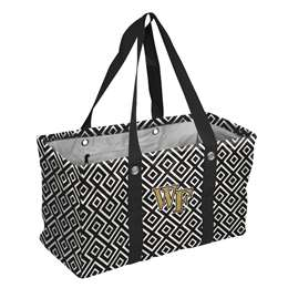 Wake Forest University Deamon Decons  Double Diamond Picnic Caddy