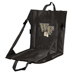 Wake Forest University Deamon Deacons Stadium Seat