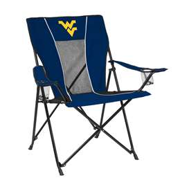 University of West Virginia Mountaineers Game Time Chair Folding Tailgate