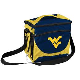 University of West Virginia Mountaineers 24 Can Cooler