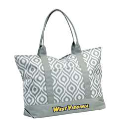 West Virginia Ikat Tote