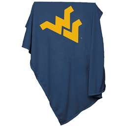 West Virginia Sweatshirt Blanket