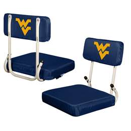 University of West Virginia Mountaineers Hard Back SS 94 - Hardback Seat