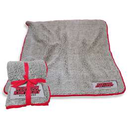 "Western Kentucky University Frosty Fleece Blanket 60"" X 50"""