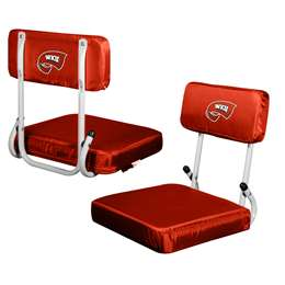 Western Kentucky University Hilltoppers Hardback Seat