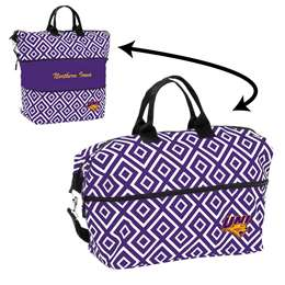 Northern Iowa University Expandable Tote Bag
