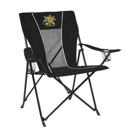 Wichita State University Shockers Game Time Chair Folding Tailgate