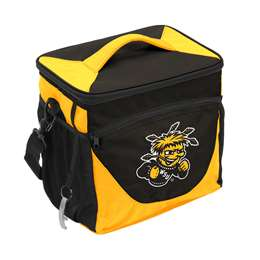 Wichita State University Shockers 24 Can Cooler