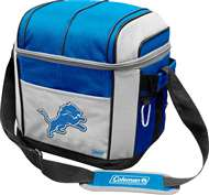 Detroit Lions  24 Can Cooler - Coleman