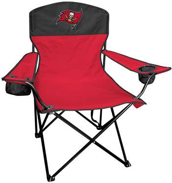 Tampa Bay BuccaneersLineman Big Boy Folding Chair with Carry Bag