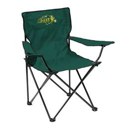 North Dakota State University Bison Quad Chair - Tailgate Camping Folding
