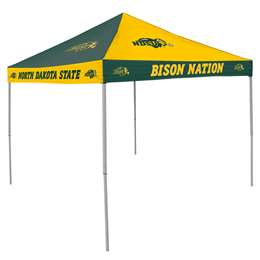 North Dakota State University Bison  9 ft X 9 ft Tailgate Canopy Shelter Tent