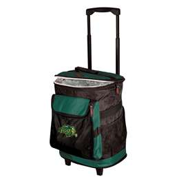 North Dakota State University Bison Rolling Cooler