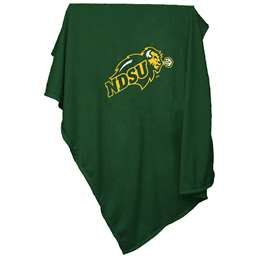 ND State Sweatshirt Blanket 74 -Sweatshirt Blnkt