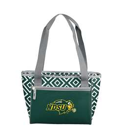 North Dakota State University Bison 16 can Double Diamond Cooler Totel