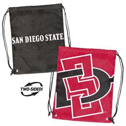 San Diego State University Doubleheader Back Sack