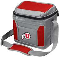 University of Utah Utes 9 Can Cooler with Ice - Coleman