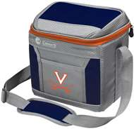 University of Virginia Cavaliers 9 Can Cooler with Ice - Coleman