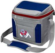 Fresno State University Bulldogs 9 Can Cooler with Ice - Coleman