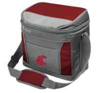 Washington State University Cougars 16 Can Cooler with Ice - Coleman