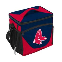 Boston Red Sox 24 Can Cooler
