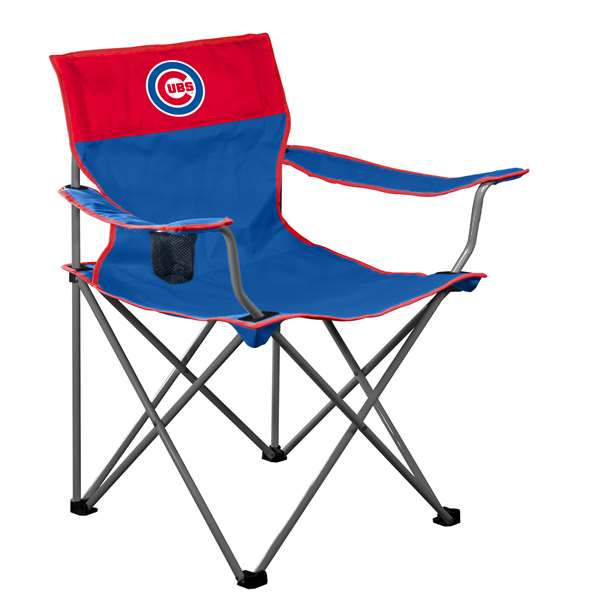 Chicago Cubs Big Boy Folding Chair with Carry Bag