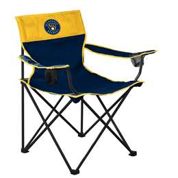 Milwaukee Brewers Big Boy Folding Chair with Carry Bag