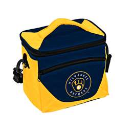 Milwaukee Brewers Halftime Lunch Bag 9 Can Cooler