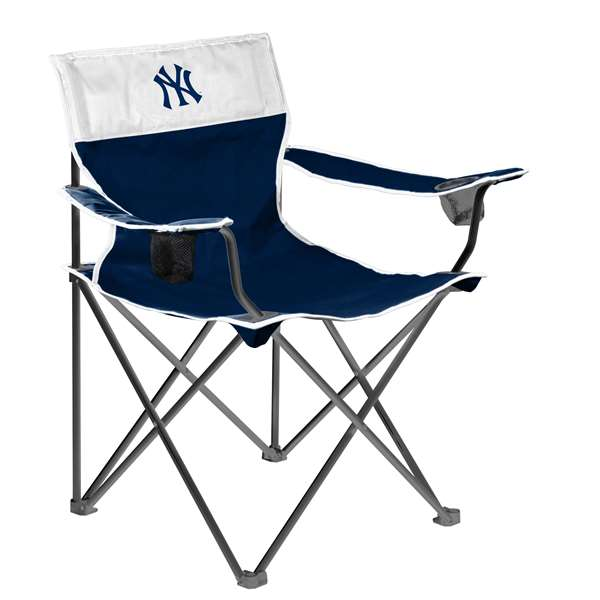 New York Yankees Big Boy Folding Chair with Carry Bag