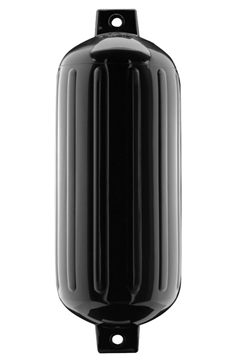 "Boat Fender 5.5"" X 20"" Black"