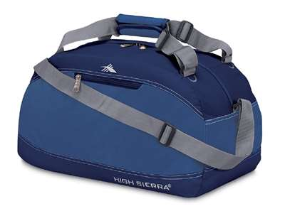 "High Sierra 24"" Pack-N-Go Duffel Blue"