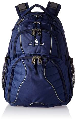 High Sierra BTS Backpacks Swerve Daypack TRUE NAVY