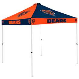 Chicago Bears 9 X 9 Checkerboard Canopy - Tailgate Tent