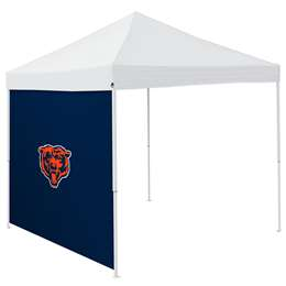 Chicago Bears 9 X 9 Canopy Side Wall