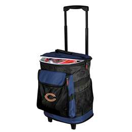 Chicago Bears Rolling Cooler 57 - Rolling Cooler