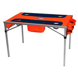 Denver Broncos Total Tailgate Table 32T - Total Table